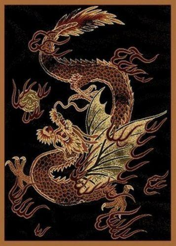 Dragon Rug Ebay