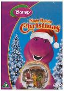 The Night Before Christmas DVD