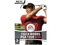 tiger woods golf on wii