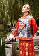 Chinese Men Costume