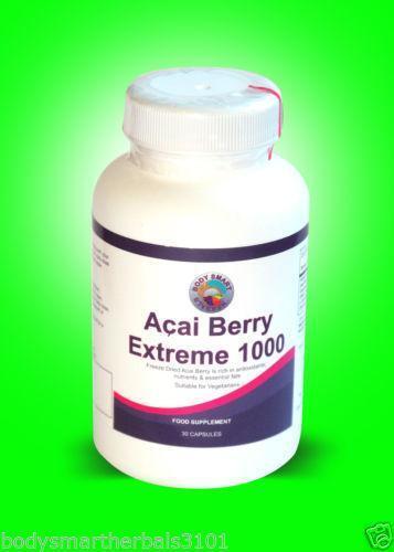 Acai Berry: Pills, Tablets & Capsules | eBay