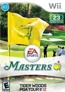 Tiger Woods Wii