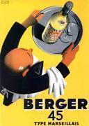 Vintage Food Posters