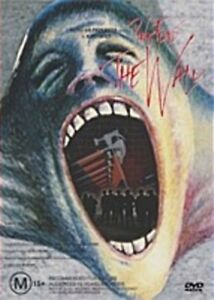 PINK FLOYD THE WALL DVD ALL REGIONS PAL NEW