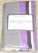 Pottery Barn Stripe Sham