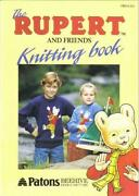 Rupert Bear Knitting Pattern