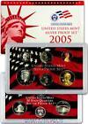 2005 United States Mint Proof Set