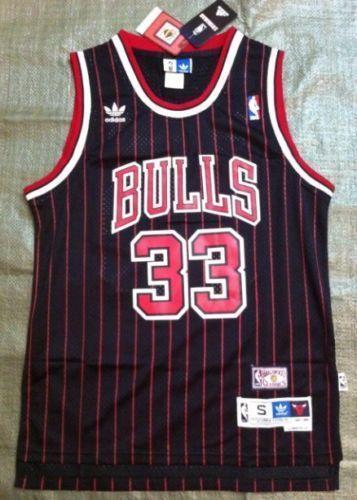 hsbqar Scottie Pippen Jersey: Basketball-NBA | eBay