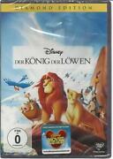 Walt Disney DVD König Der Löwen