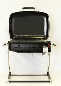 RV BBQ/Grill, table mount and bumper mount - NEW never used.