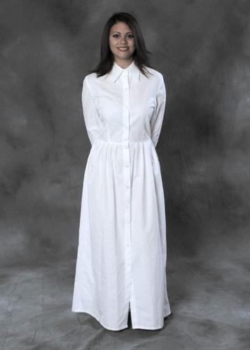 Lds temple dress ebay