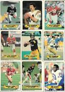 Topps Football Stickers
