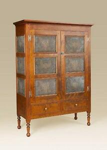 pie safe cabinet pie safe antiques ebay 24730