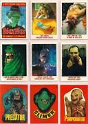 Fright Flicks Cards