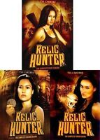 Relic Hunter DVD's