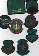 Air Force Patches Lot