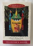 Hallmark Crayola Ornaments