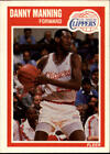 Rookie Danny Manning Basketball Trading Cards