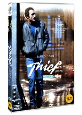 [DVD] Thief (1981) James Caan *NEW