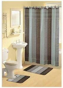 Brown Bathroom Sets