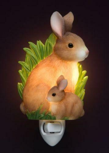 Bunny Night Light Ebay