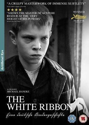 The White Ribbon [DVD] [2009], Good DVD, Steffi Kühnert, Burkhart Klaussner, Leo