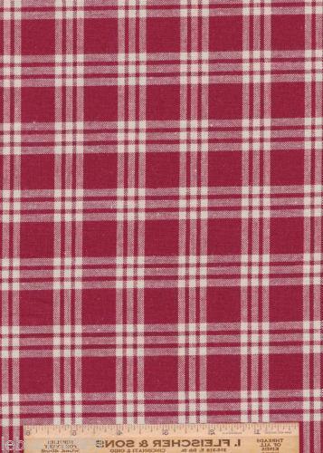 Waverly Plaid Fabric Ebay