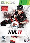 Xbox 360 Hockey Games