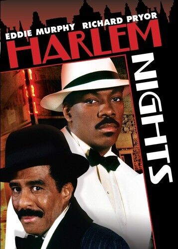 Harlem Nights [new Dvd] Ac-3/dolby Digital, Dolby, Widescreen