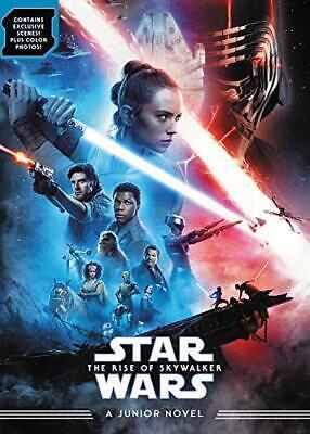 Star Wars the Rise of Skywalker: A Junior Novel New Paperback Book