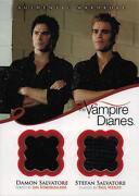 Vampire Diaries Wardrobe Card
