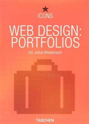 Web Design: Portfolios: Best Portfolios (Icons Series),Julius
