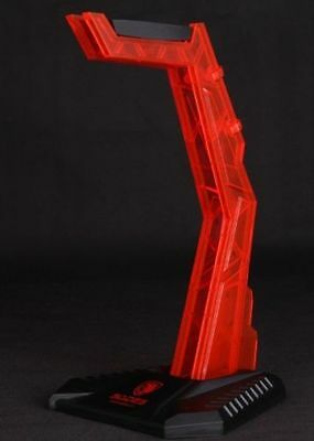 SADES Headphone Headset Stand  for Gaming Headset Acrylic RED NO LED