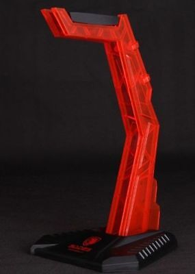 SADES Headphone Headset Stand  for Gaming Headset Acrylic RED ETY