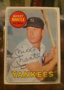Mickey Mantle Autograph