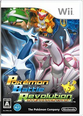 Nintendo Wi video game Pokemon Battle Revolution from Japan F/S for sale  Shipping to Nigeria