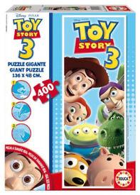 Toy Story 3 Giant jigsaw puzzle 136x48 cm !!!