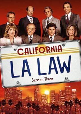 L.A. Law: Season Three [New DVD] Boxed Set, Full Frame