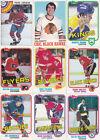Topps Hockey Card Lots