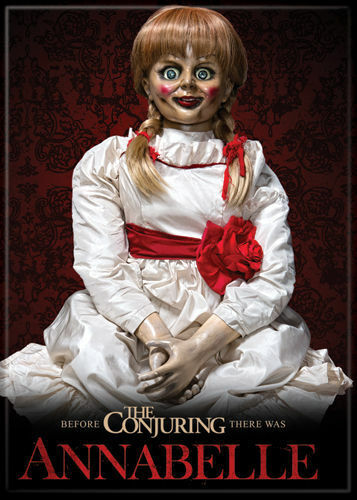 Annabelle Photo Quality Magnet: Poster Reproduction