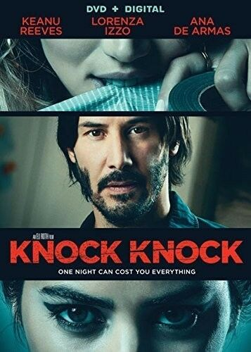 Knock Knock [new Dvd]