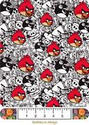 Angry Birds Fabric