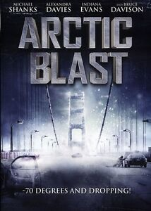 Arctic Blast [DVD New]
