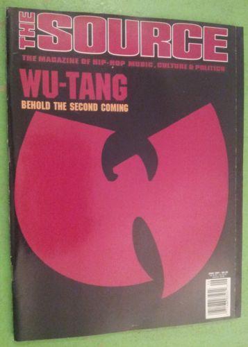Wu Tang Magazine Ebay