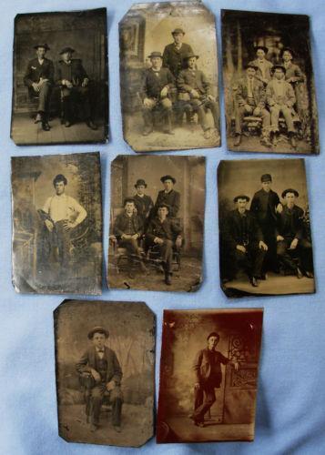 Antique Tin Type Photographs | eBay