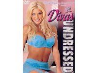 WWE - Divas Undressed (DVD, 2003)