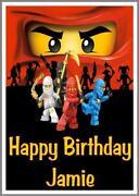 Lego Ninjago Cards