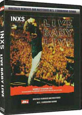 INXS / Live Baby Live DVD *NEW