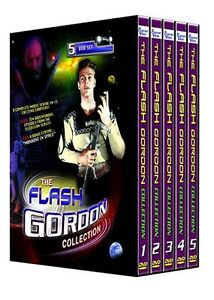 The Flash Gordon Collection DVD