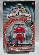 Power Rangers Turbo Figure